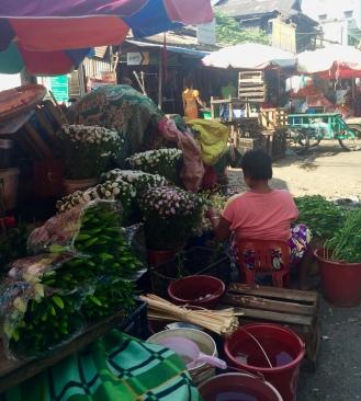 Fruit and veg shopping