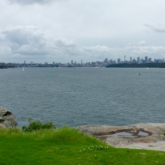 View from Watsons Bay