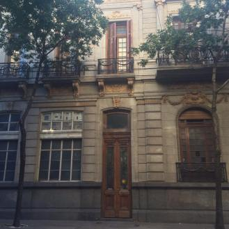 Air BnB accommodation in San Telmo