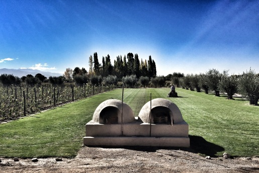 Fancy some outdoor cooking - events can be arranged