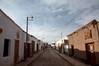 San Pedro town street
