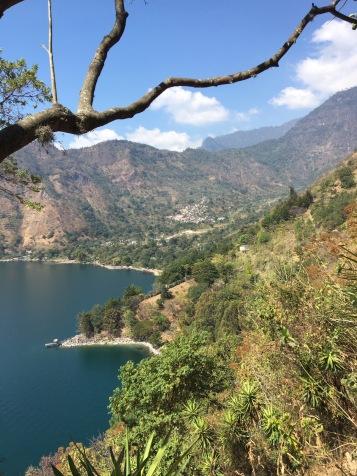 On the walk / hike to Jabuelito