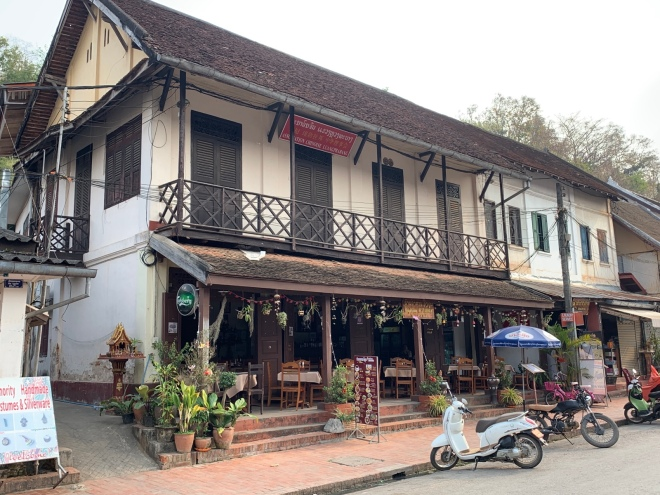In the old Heritage town, there are a lot of bars and restaurants to choose from
